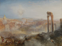 Modern Rome, Campo Vaccino by Joseph Mallord William Turner