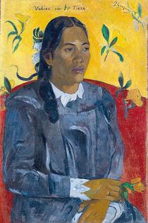 Vahine No Te Tiare , 1891 von Paul Gauguin