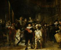 The Nightwatch, 1642 von Rembrandt Harmenszoon van Rijn