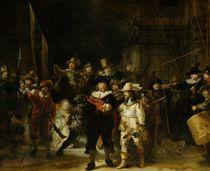 The Nightwatch, 1642 by Rembrandt Harmenszoon van Rijn