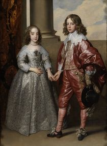 William II, Prince of Orange von Anthony van Dyck