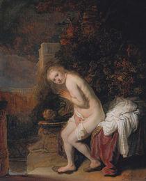 Susanna and the Elders, 1636 von Rembrandt Harmenszoon van Rijn