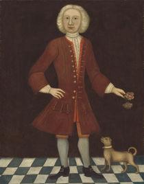 Portrait of Jonathan Bentham von American School