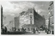 Piccadilly, from Coventry Street by Thomas Hosmer Shepherd