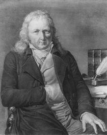 Bernardin de Saint-Pierre by Jean Francois Ribault