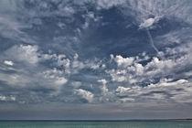 Wolken 1 by Matthias P. Bartel