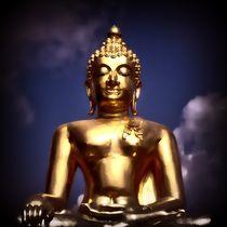Vintage Buddha 2 by kattobello