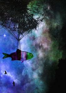 Fliegender Fisch by Carmen Janosch