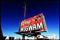 Wigwam Motel by Dirk Noelle