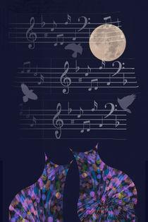 Cat music - Katzenmusik von Chris Berger