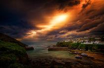 St. Austell in Cornwall von Stefan Kierek
