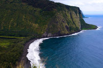 Waipi'o Valley Lookout  by Amber D Hathaway Photography