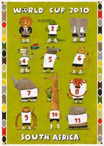 WM 2010 von Constanze  von Kitzing