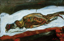 Ch. Soutine, The Pheasant / painting by AKG  Images