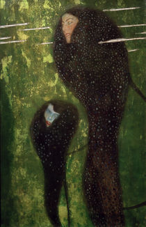 G.Klimt / Mermaids (Silver fish) / 1899 by AKG  Images