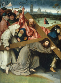 H.Bosch / Carrying the Cross /  c. 1505 by AKG  Images