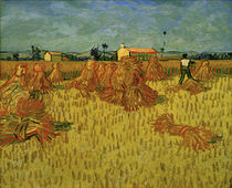 V. v. Gogh, Harvest in Provence / Ptg./1888 by AKG  Images