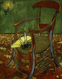 Van Gogh / Gauguin's Chair by AKG  Images