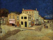 V. van Gogh, Das gelbe Haus von AKG  Images