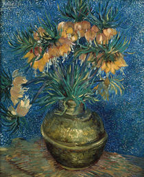 V. van Gogh / Fritillaries in Copper Vase by AKG  Images