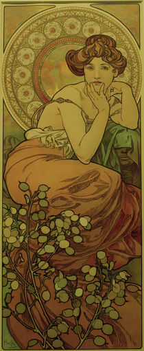 A.Mucha / Topaz / 1900 by AKG  Images