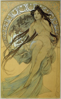 A.Mucha / Music / 1898 by AKG  Images