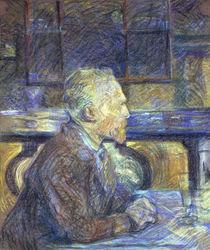 van Gogh / Pastel by Toulouse-Lautrec by AKG  Images