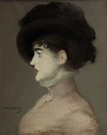 Manet, Bildnis Irma Brunner/1882 von AKG  Images
