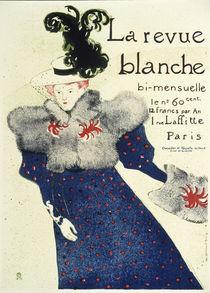 H. de Toulouse-Lautrec, La Revue Blanche by AKG  Images