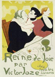 Toulouse-Lautrec / Reine de Joie / 1892 by AKG  Images