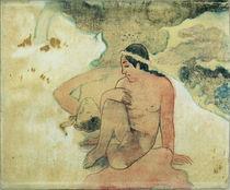 Gauguin / Studie zu: Aha oe feii von AKG  Images