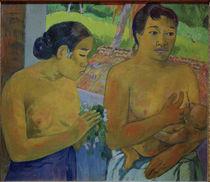 P. Gauguin, Das Opfer, 1892 von AKG  Images