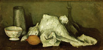 Cézanne / Milk jar and lemon II /  c. 1879 by AKG  Images