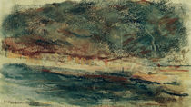 Liebermann / Evening landscape / 1910 by AKG  Images
