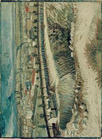 V. v. Gogh / Industruial Landscape / 1887 by AKG  Images