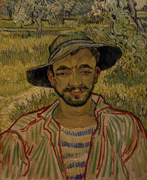 V. van Gogh, The Gardener / Paint./ 1889 by AKG  Images