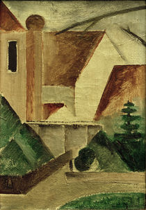 O.Schlemmer, Kloster von AKG  Images