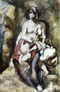 Paul Cézanne / Medea after Delacroix by AKG  Images
