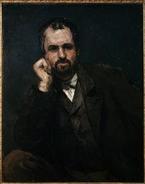 P.Cézanne / Portrait of a Man by AKG  Images