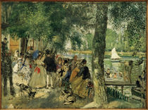 Renoir / Bath in the Seine / 1869 by AKG  Images