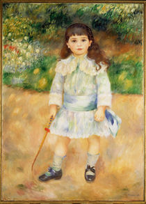 Renoir / Boy with small whip / 1885 by AKG  Images