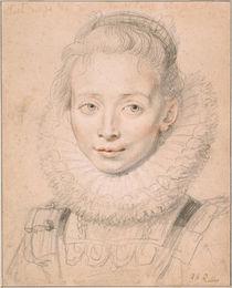 P.P.Rubens, Rubens' Tochter Clara Serena by AKG  Images