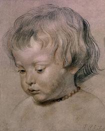 Rubens' son Nicolas by AKG  Images