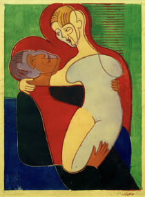 E.L.Kirchner / Couple by AKG  Images