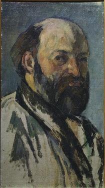 Paul Cézanne / Self-portrait / 1877–80 by AKG  Images