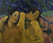 Paul Gauguin, Liebespaar, 1902 von AKG  Images