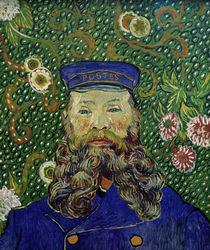 Van Gogh / Portrait of Joseph Roulin by AKG  Images