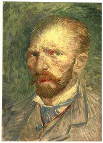 van Gogh, Selbstbildnis (Paris) von AKG  Images
