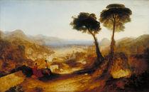 William Turner, Die Bucht von Baiae mit Apollo und Sibylle by AKG  Images