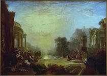Untergang Karthagos / Gemälde v. W.Turner von AKG  Images